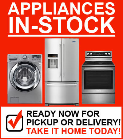 Appliances In-Stock